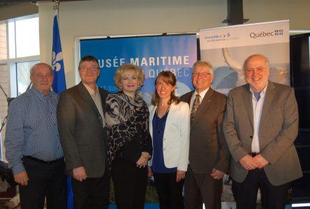 Projet de 1,2M$ pour le Musée maritime