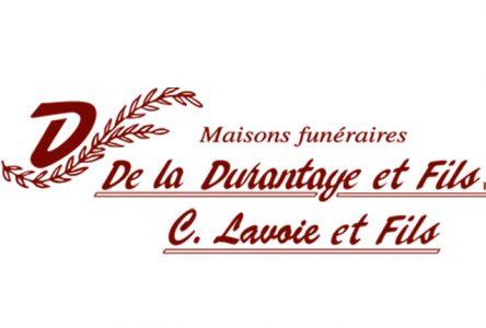 Logo de De la Durantaye & Fils