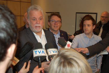 Bombardier: Philippe Couillard ravive l'espoir