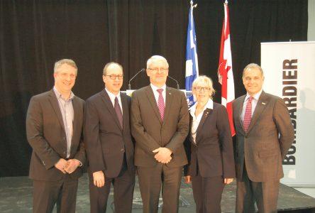 VIA Rail accorde un contrat de 54 MS à Bombardier