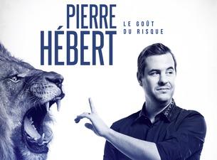Pierre Hébert revient en lion!