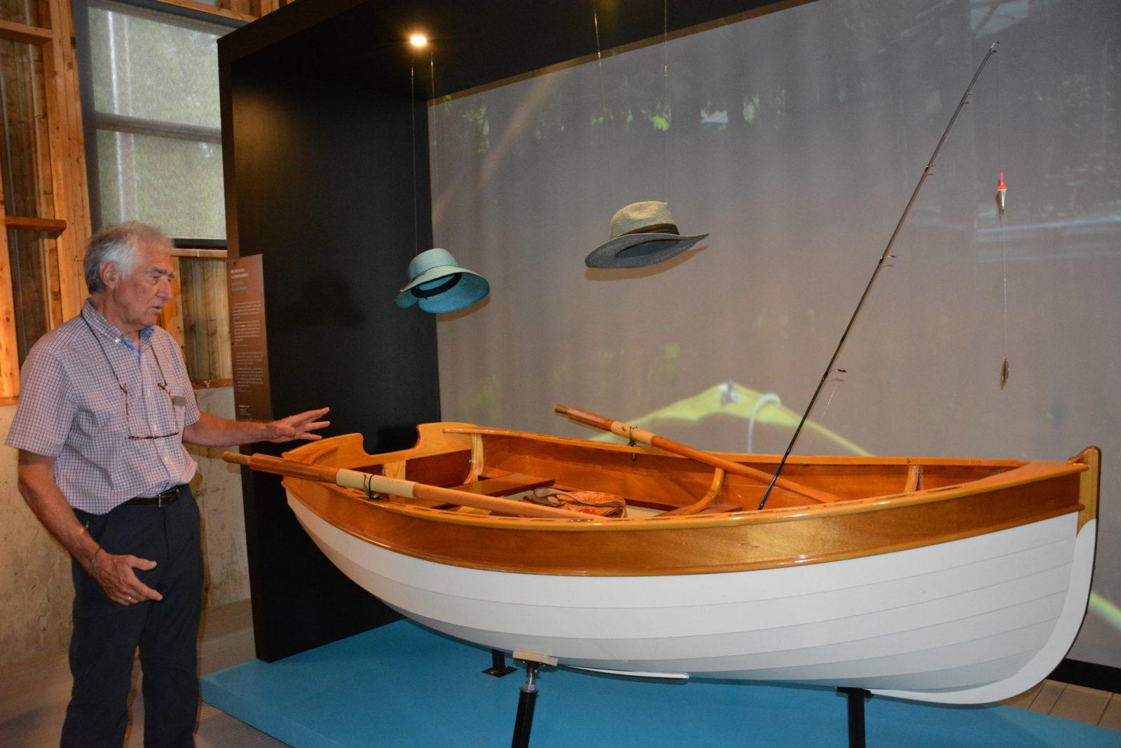 Le temps des chaloupes au Musée maritime