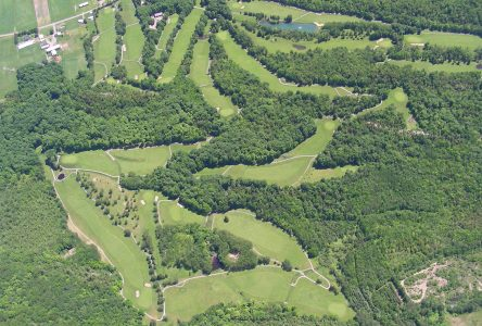 Excellentes conditions de golf à Montmagny