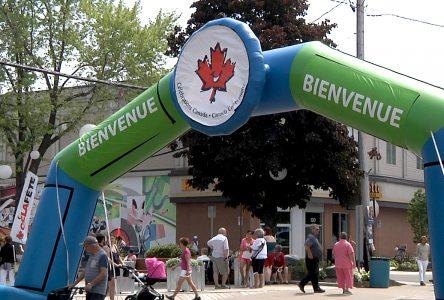 La fête du Canada encore très populaire!
