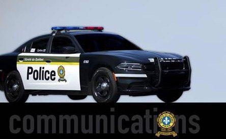 Interventions policières adaptées pour la relâche