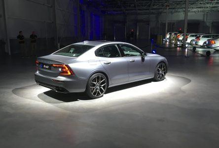 Une première Volvo construite aux États-Unis