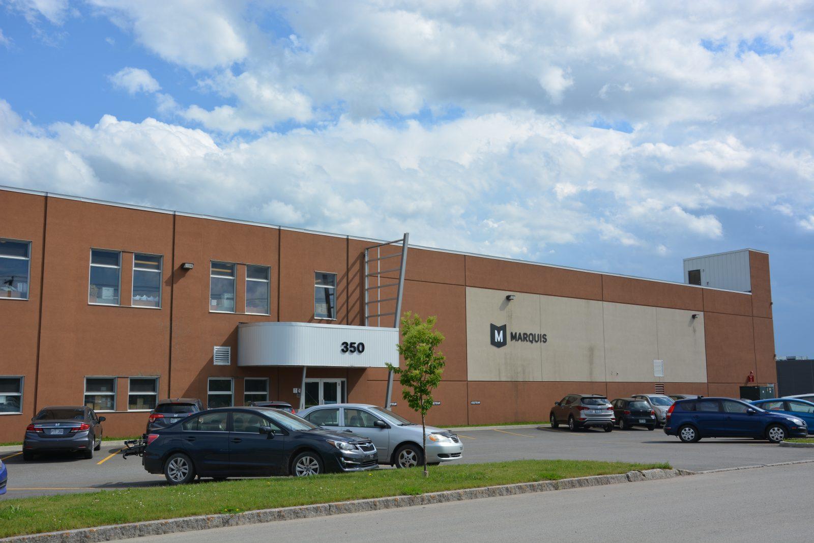 Marquis Imprimeur acquiert Webcom et devient le plus important fabricant de livres au Canada