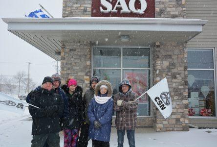La SAQ fermée pour trois jours