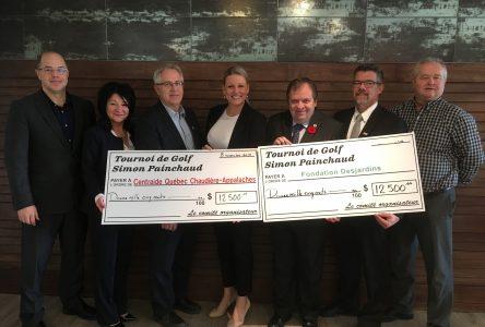 25 000 $ en retour concret dans la communauté