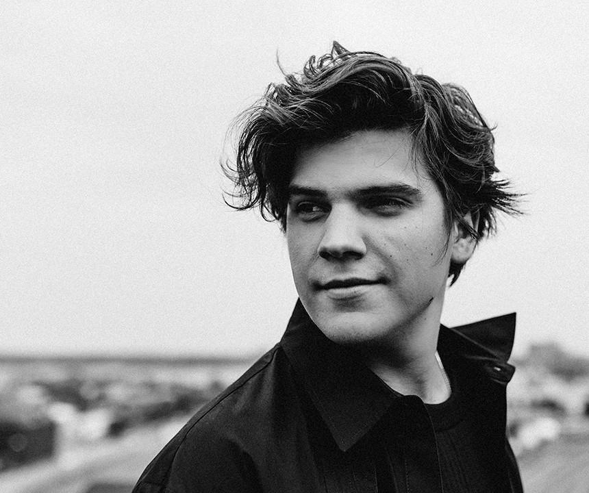 Ludovick Bourgeois: la musique en héritage