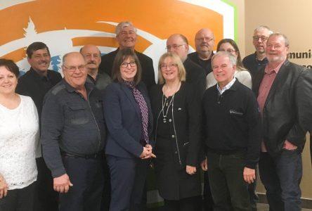MRC de L'Islet: les élus rencontrent la députée ministre Marie-Eve Proulx