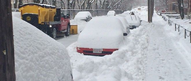 Les conditions hivernales dangereuses perdureront jusqu'en soirée
