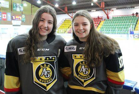 Montmagny bien représentée en hockey féminin
