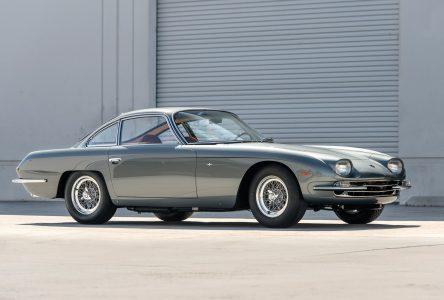 12 mars 1964 – Présentation de la première Lamborghini