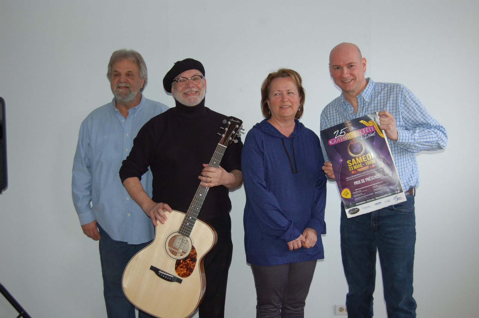25 Guitares en Fête de retour pour une 10e année