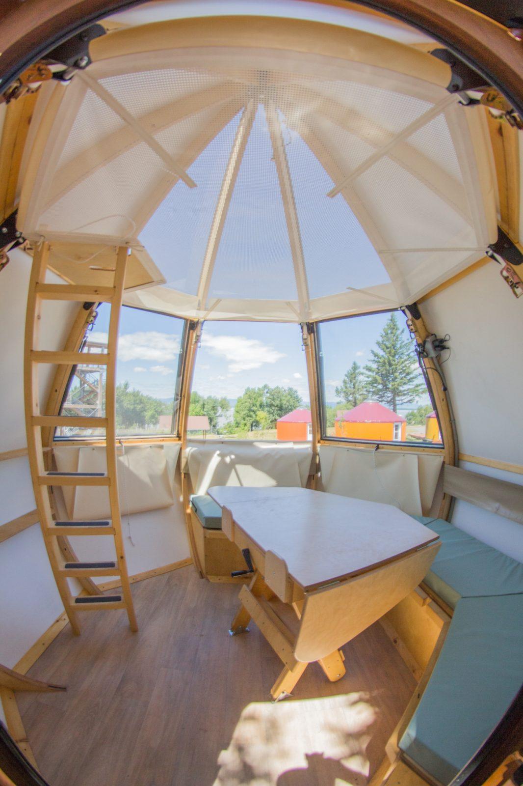 Le Camping Pointe-aux-Oies continue d'investir: une 2e Goutte d'Ô à Montmagny