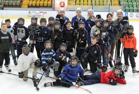 Rendre le hockey accessible à tous