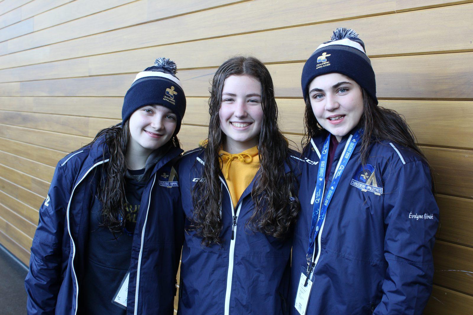 JDQ: une 9e place pour nos filles en hockey