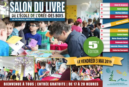 Salon du livre de Sainte-Louise