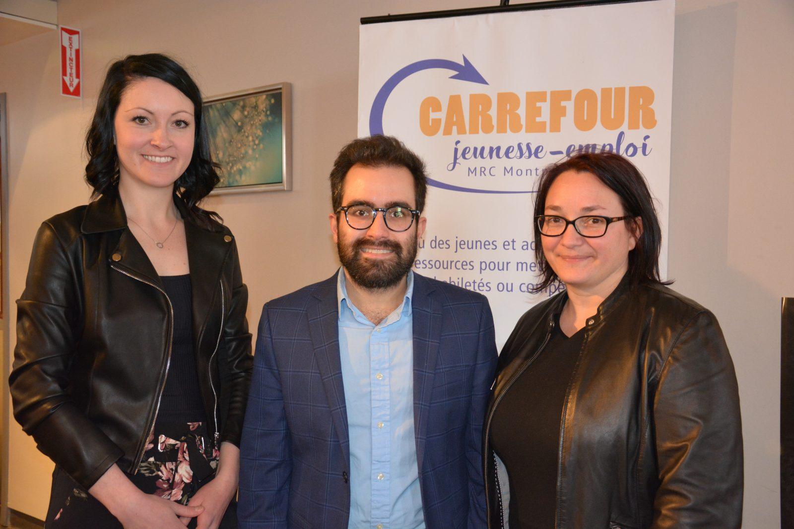 Le Carrefour jeunesse-emploi lance sa campagne de financement