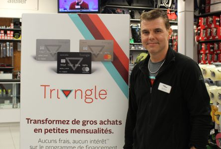 Sports Experts s'ajoute au programme Triangle