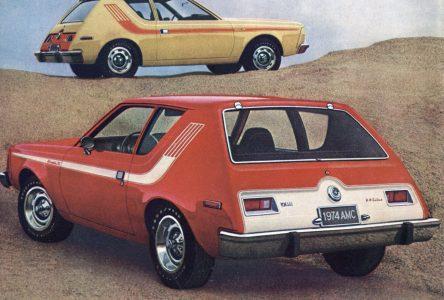1er avril 1970 – AMC lance le Gremlin