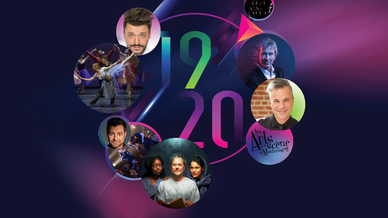 Les Arts de la Scène fête ses 20 ans…en grand!
