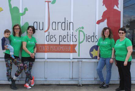 Un centre psychomoteur ouvre ses portes à Montmagny