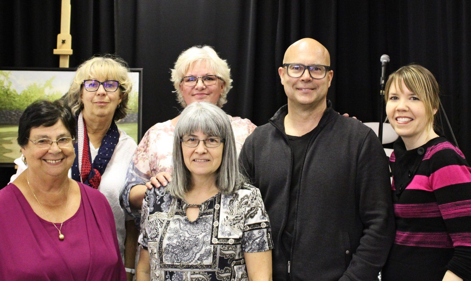 Des auteurs des quatre coins du Québec à Cap-Saint-Ignace