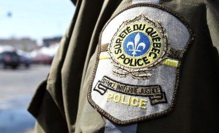 Un automobiliste fuit les policiers à L'Islet
