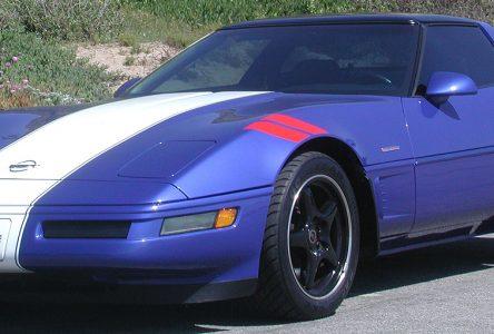 21 juin 1996 – Chevrolet produit la dernière Corvette C4