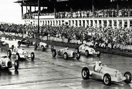 18 juin 1927 – Première course au circuit du Nürburgring