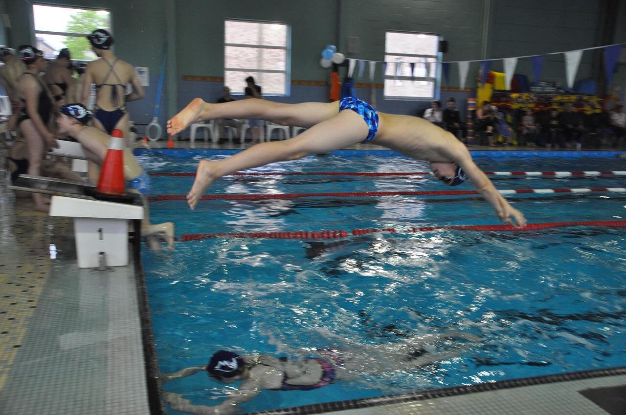 Campagne de financement réussie pour le Club de natation de Montmagny