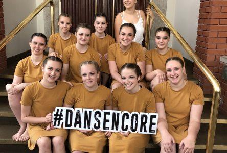 Belle performance des Ateliers Magny-Danse à Trois-Rivières