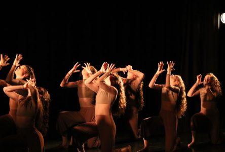 Ça bouge à l'école de danse Chantal Caron