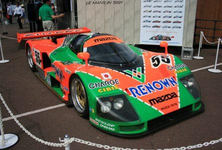 23 juin 1991 – Mazda remporte les 24 heures du Mans