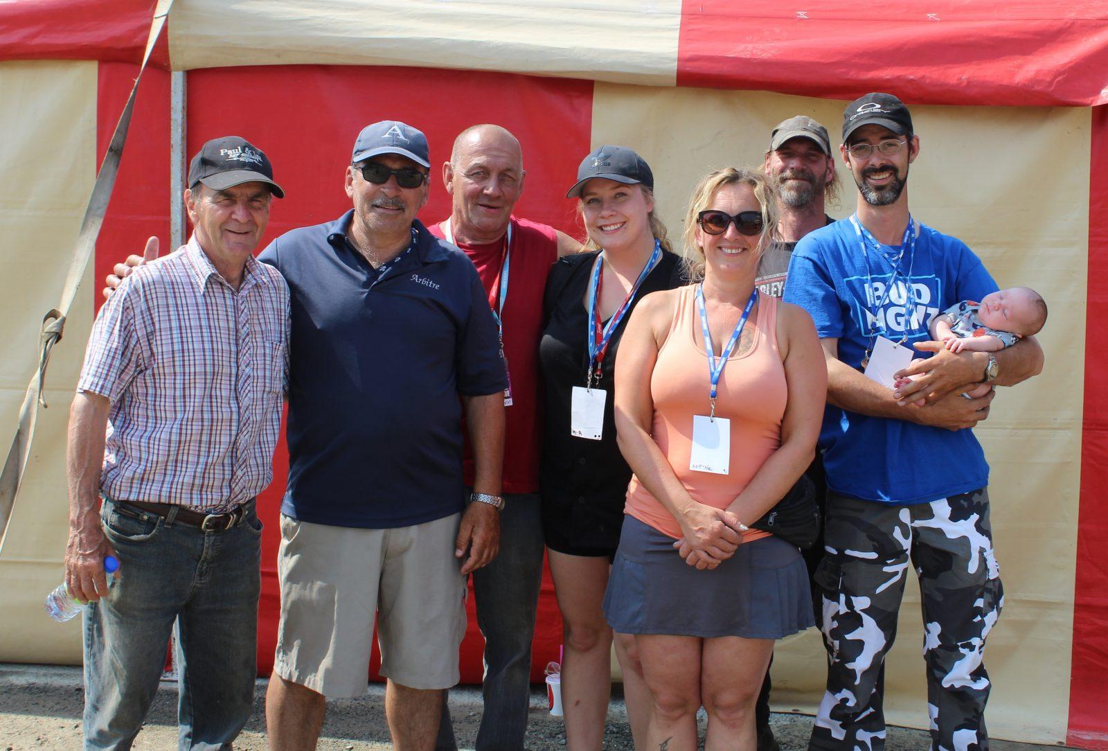 Un comité satisfait pour le 37e Festival sportif de Sainte-Lucie-de-Beauregard