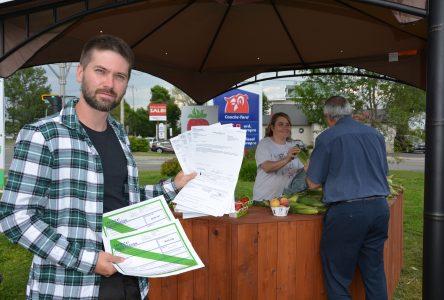 Kiosques saisonniers: un entrepreneur doit se plier à la réglementation municipale