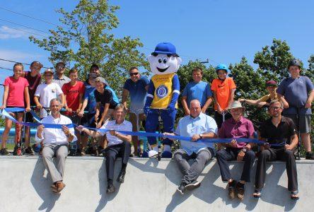 « Vraiment le fun » le nouveau Skatepark
