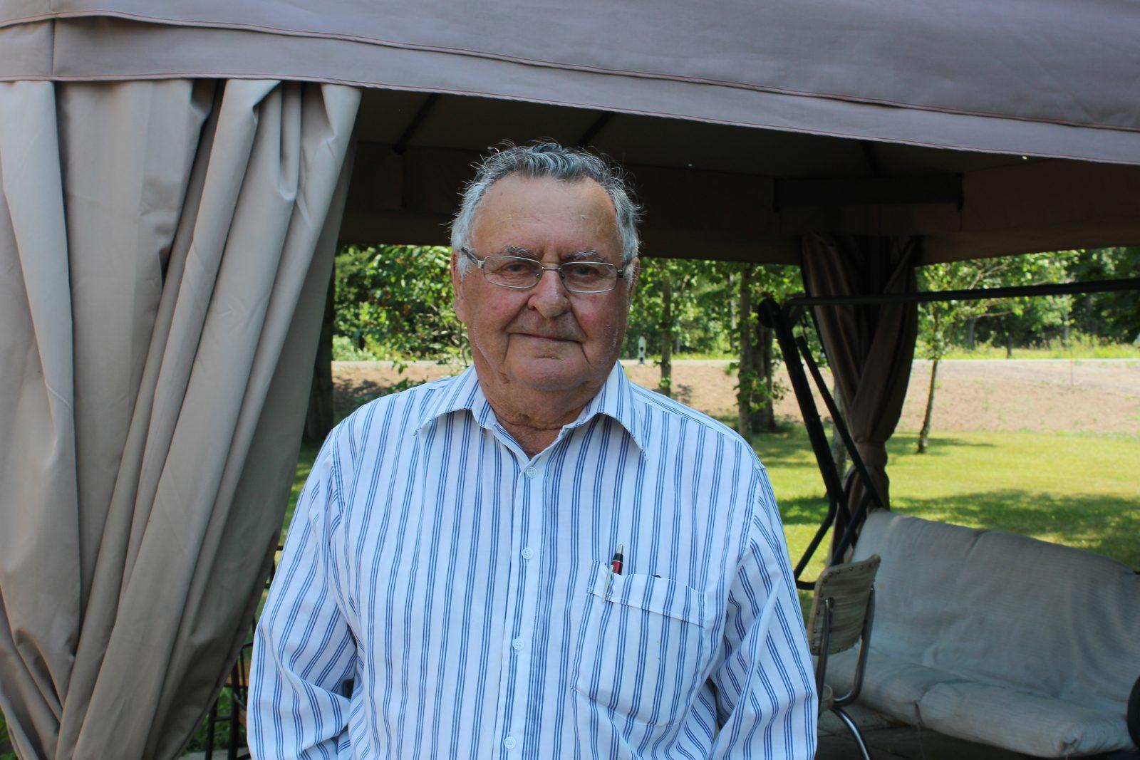 Découvrir nos bénévoles de la Côte-du-Sud: Jean-Luc Gagnon