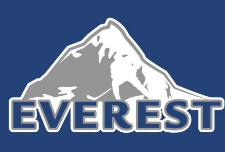 L'Everest jouera une partie pré-saison à La Pocatière