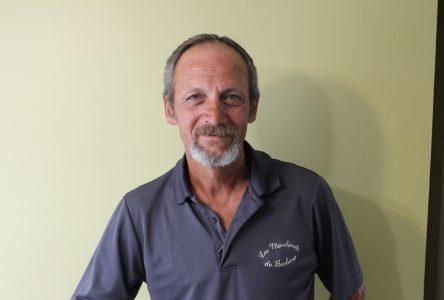Découvrir nos bénévoles de la Côte-du-Sud: Pierre Lévesque
