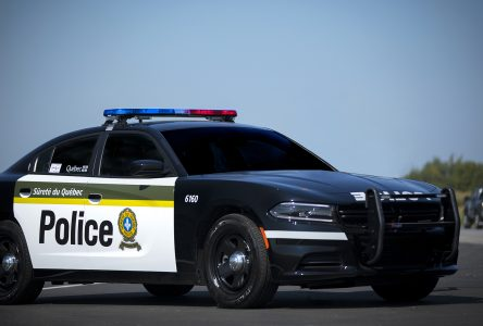 Un homme de 61 ans est arrêté à Montmagny