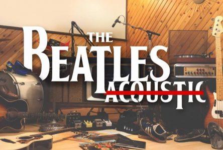 Place à la musique des Beatles à l'été «show»