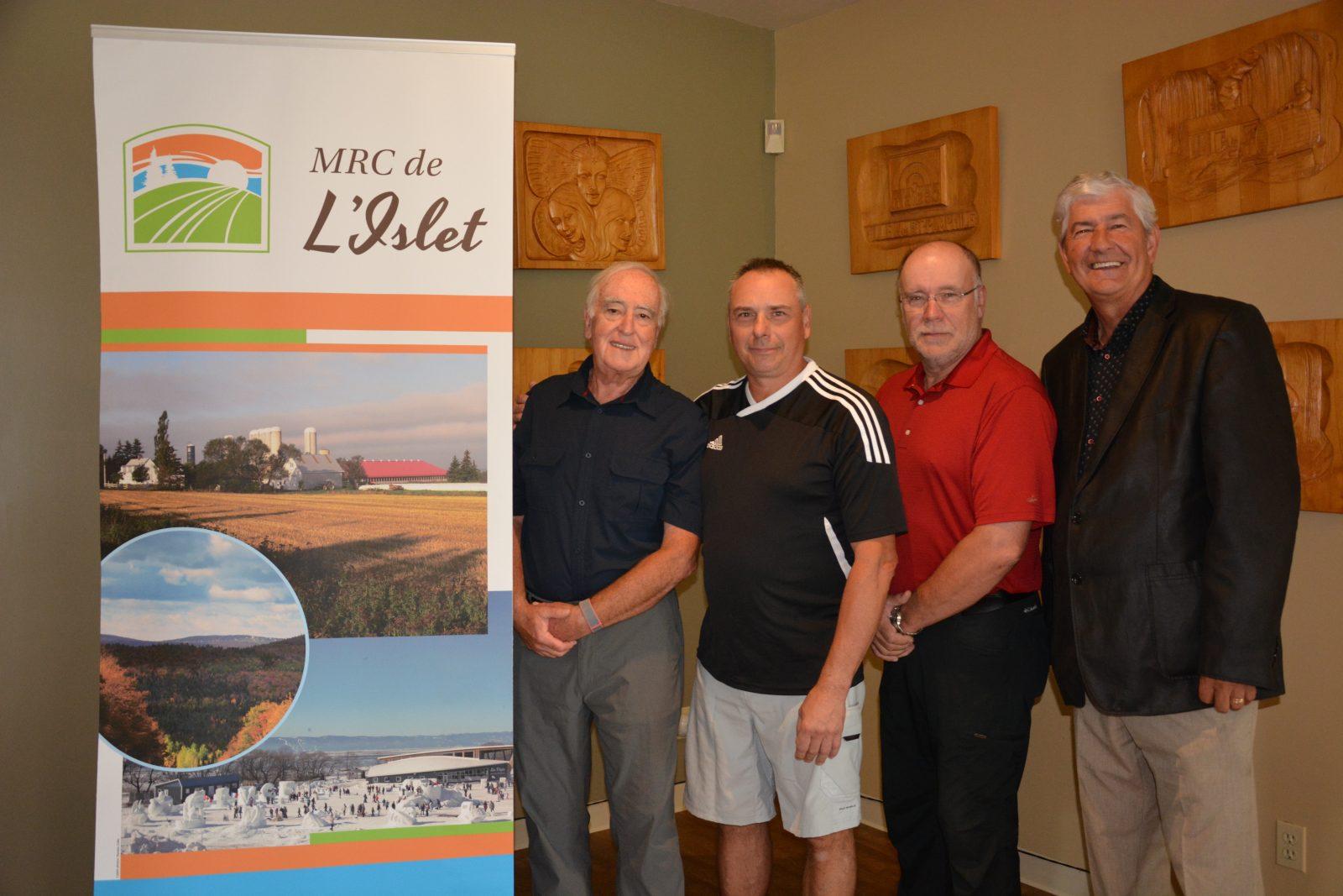 Le Club de golf Trois-Saumons restera ouvert à l'année