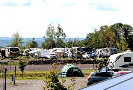 L'industrie très florissante du camping!