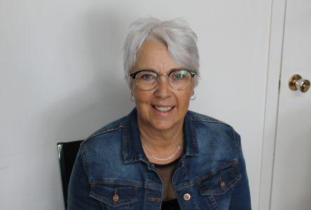 Découvrir nos bénévoles de la Côte-du-Sud: Andrée Lavallée