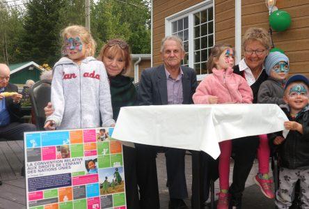 Armagh: Municipalité amie des enfants