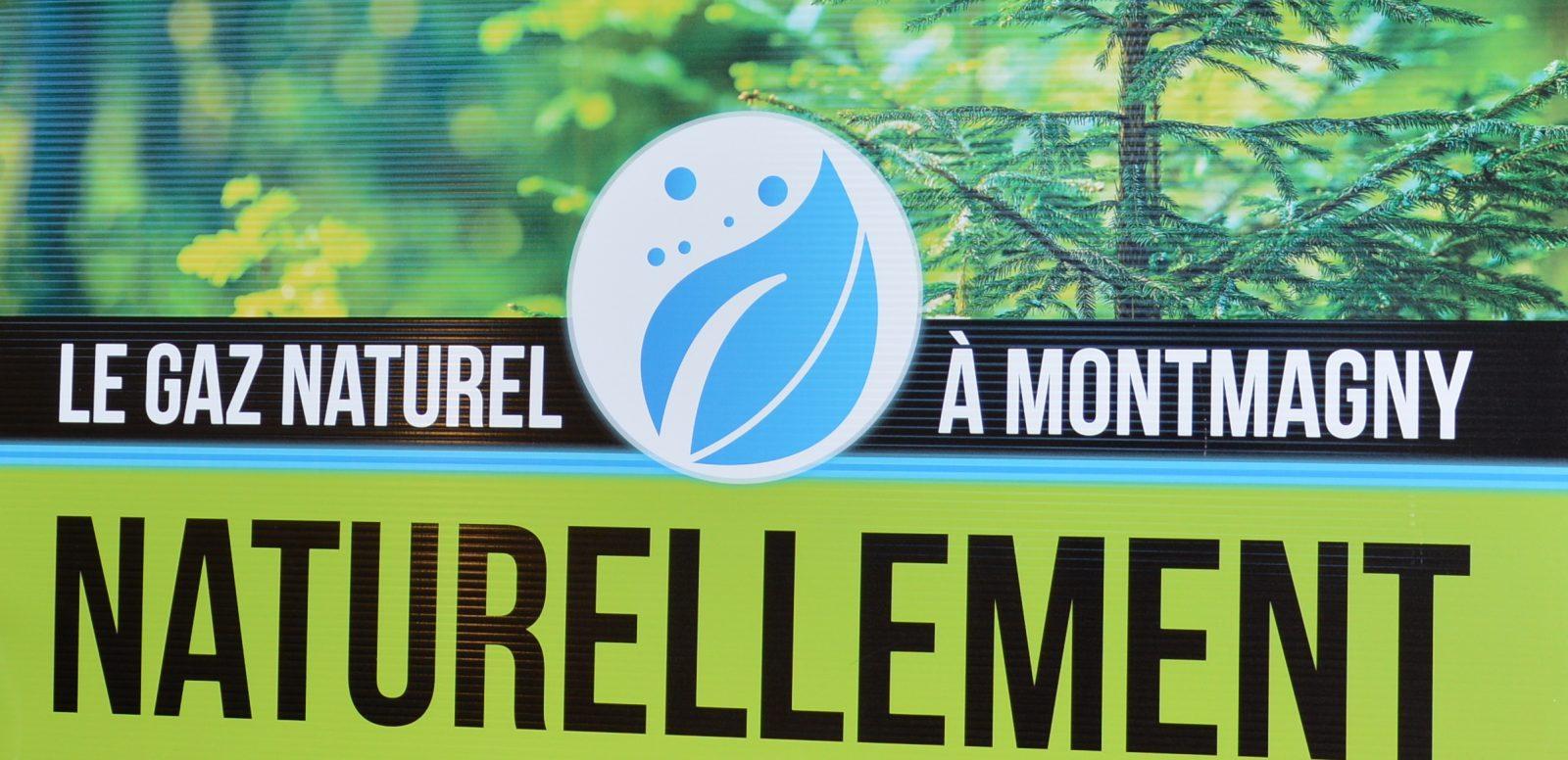 47,6 M$ pour le gaz naturel dans la région de Montmagny