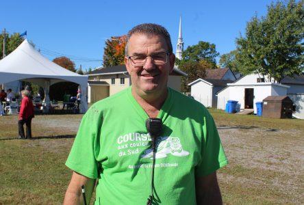 Découvrir nos bénévoles de la Côte-du-Sud: Gervais Landry